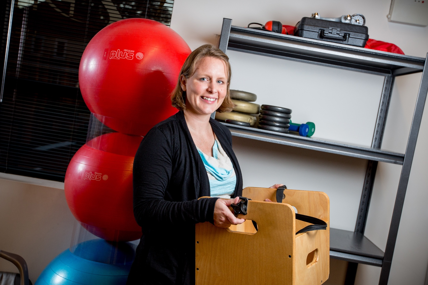 Jennifer Ross – Office Manager/Kinesiologist