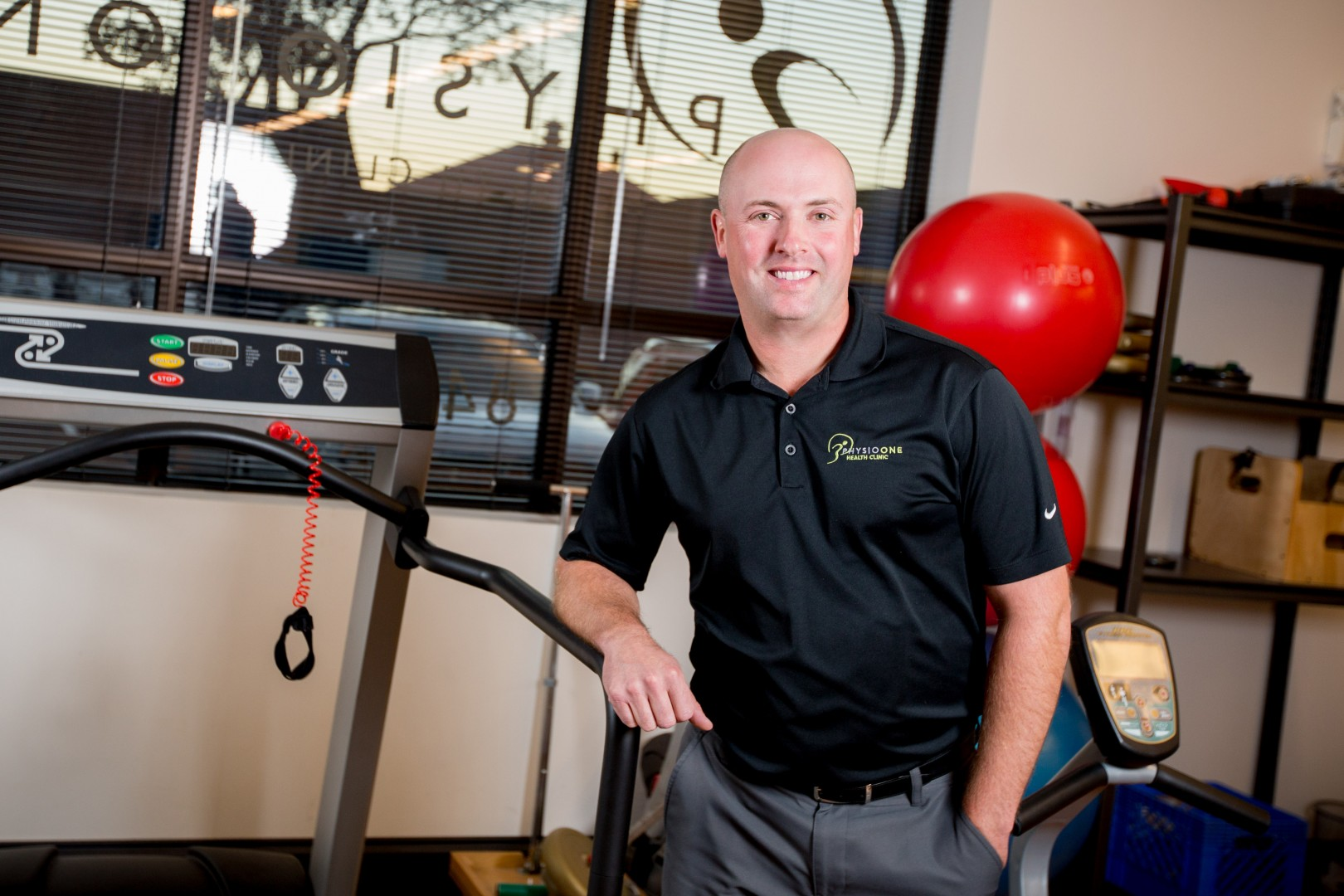 Craig White – Physiotherapist + Co-owner